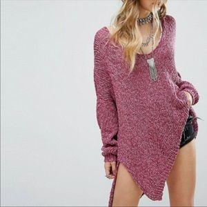 Free people vértigo sweater